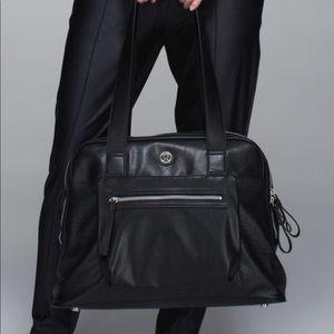 Sweat and go Black bag